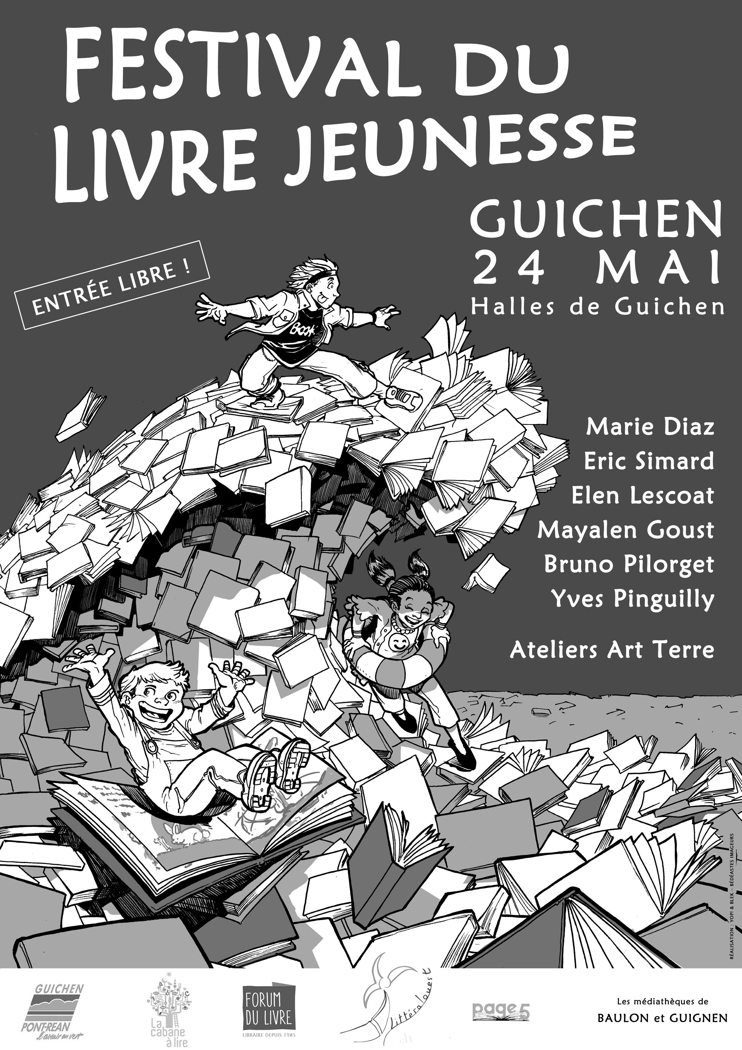 Festival 2014, 1ère édition